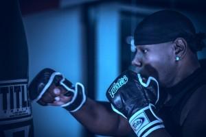 Cameen Boxing Bag