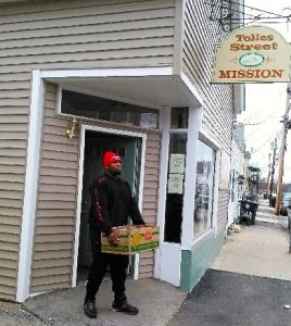 Cameen-Day Two @ The Tolles Street Mission