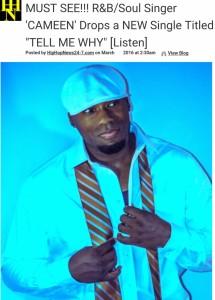 Cameen Hip-Hop News 24-7.com