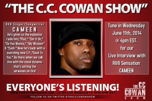 Cameen On The CC.Cowan Show