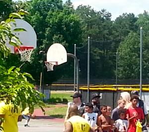Cameen Sponsors Local Kids Basketball tournament