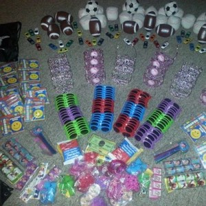 CKC EnT Group Children's Charity Gift Bags