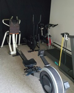 CKC Ent Group's Office Gym