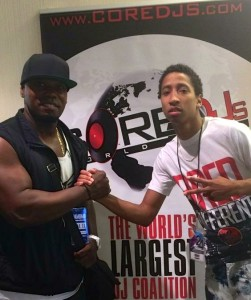 Cameen @ Core Djs Conference-1