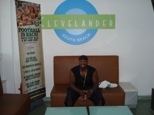 Cameen@The Clevelander South beach