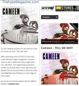 The Hype Mag Feature